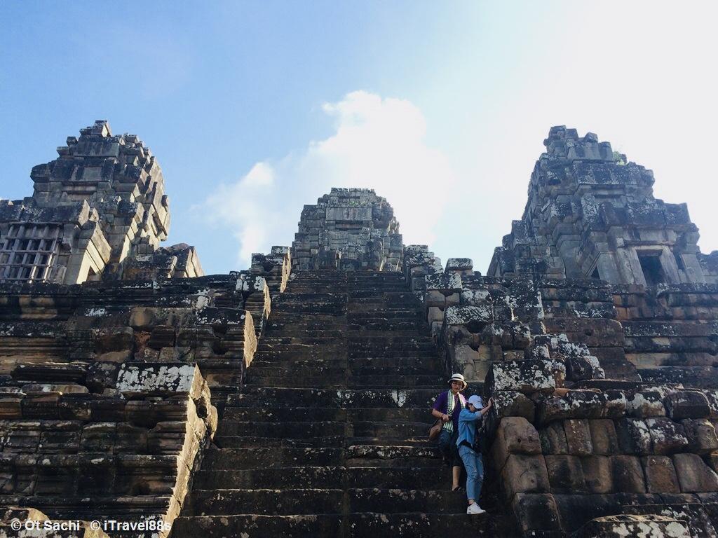 Ta keo - kiệt tác còn dang dở,  kinh nghiệm bụi Campuchia từ A-Z
