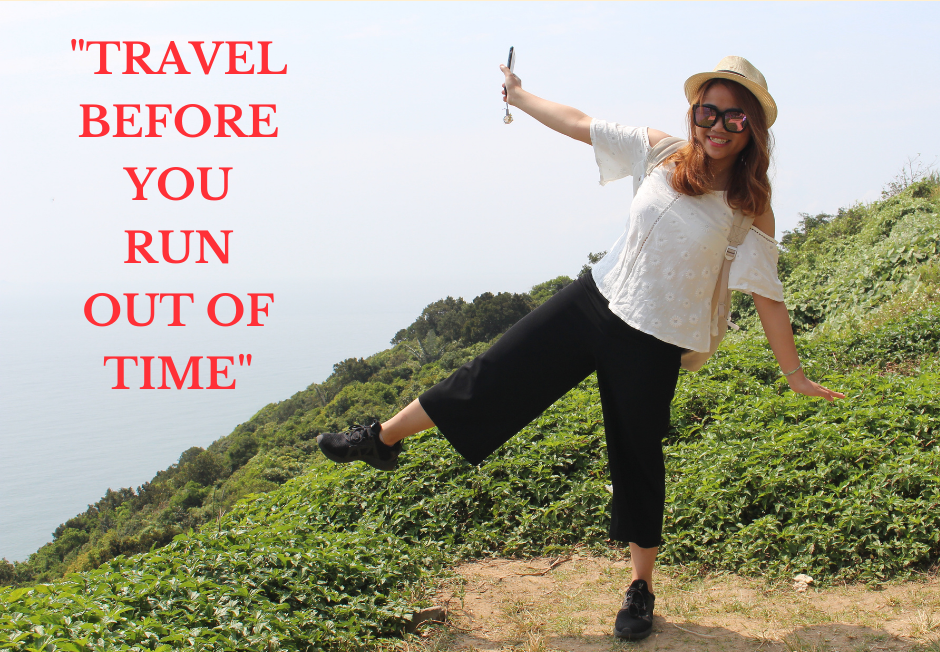 Travel before you run out of time