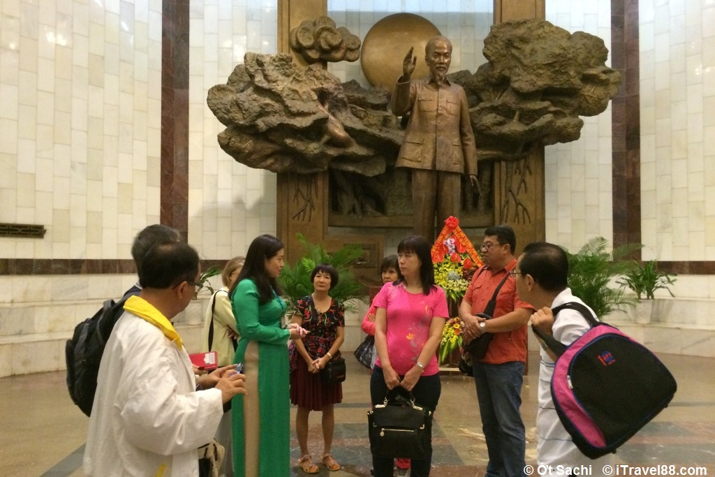 Ho Chi Minh  museum - - top 10 places to visit in Ha Noi
