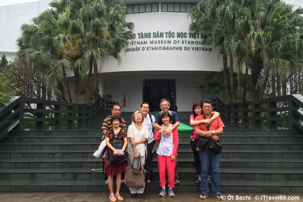 Vietnam museum of Ethnology - Top 10 best places to visit in Ha Noi