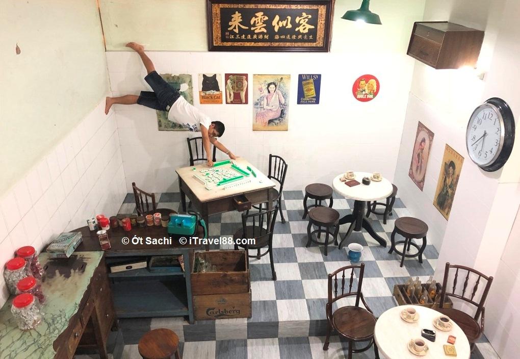Bảo tàng Upside down ở Penang