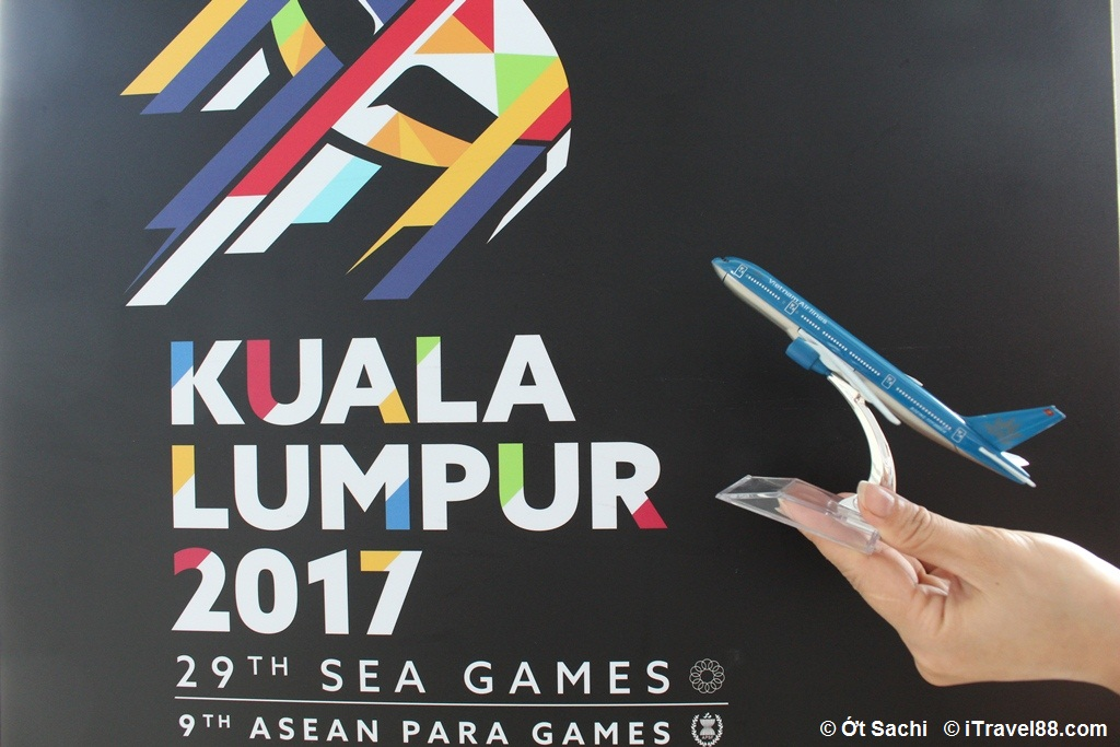 Kỳ Seagames thứ 29 tại Malaysia