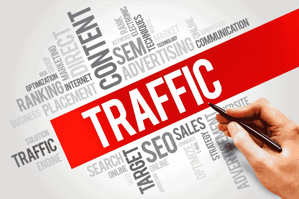 Tăng traffic là chìa khóa để kiếm tiền từ blog