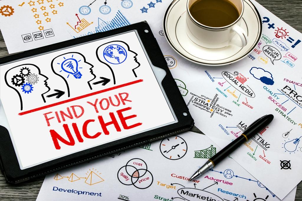 Hãy tìm niches của bạn! Hướng dẫn cách tạo blog kiếm tiền trên wordpress