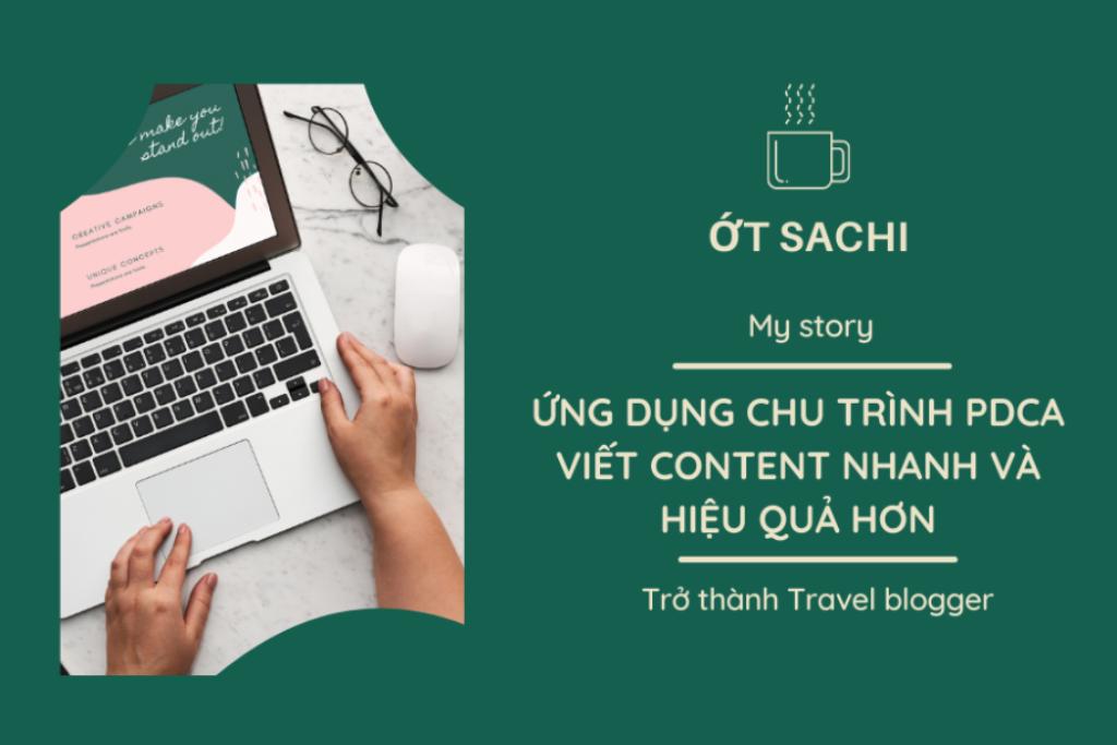 Áp dụng chu trình PDCA để viết content nhanh hiệu quả - Hướng dẫn chi tiết cách tạo blog kiếm tiền