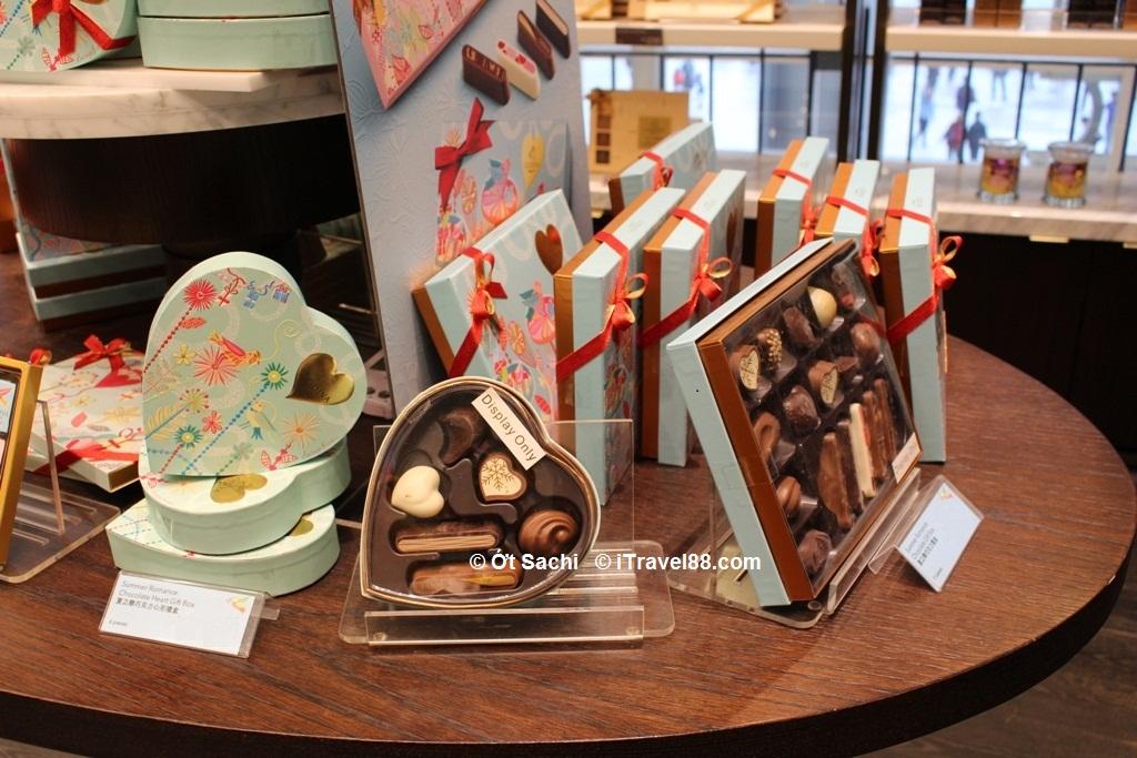 Chocolate rất phổ biến ở Malaysia,  Kinh nghiệm du lịch Kuala lumpur tự túc từ A-Z