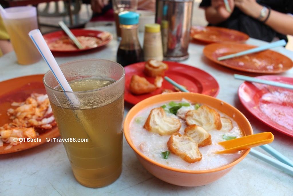 Bữa sáng nhẹ nhàng ở China town, Kinh nghiệm du lịch Kuala lumpur tự túc từ A-Z