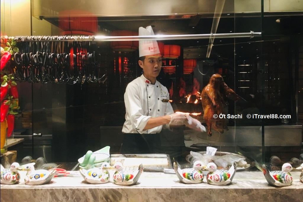 Chế biến món vịt quay Bắc Kinh, - Kinh nghiệm du lịch bụi Kuala lumpur