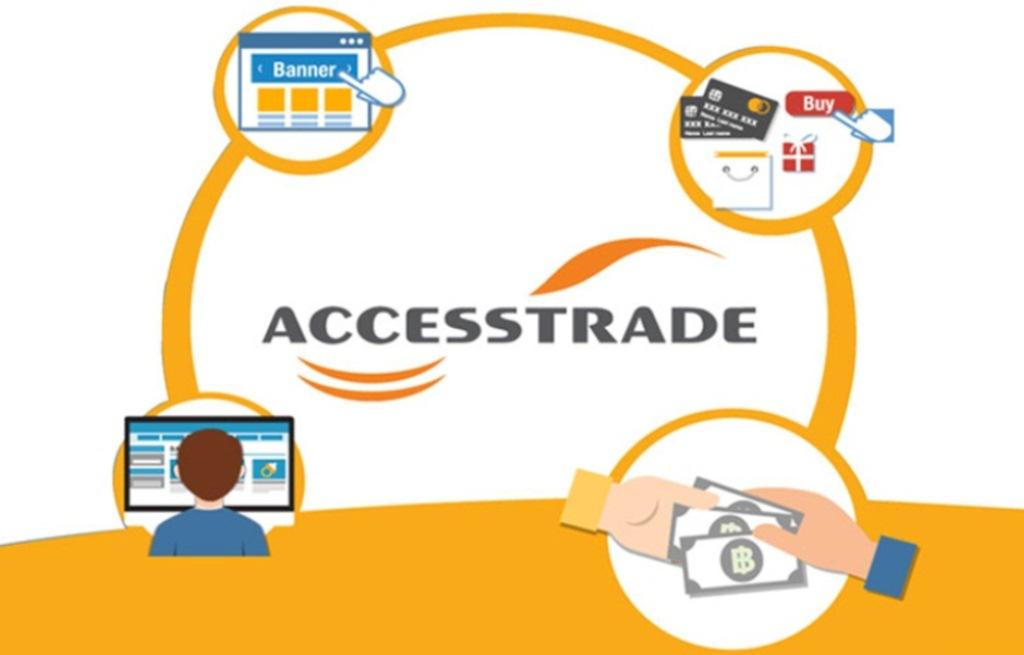 Làm affiliate từ Accesstrade là một trong 7 cách kiếm tiền từ blog