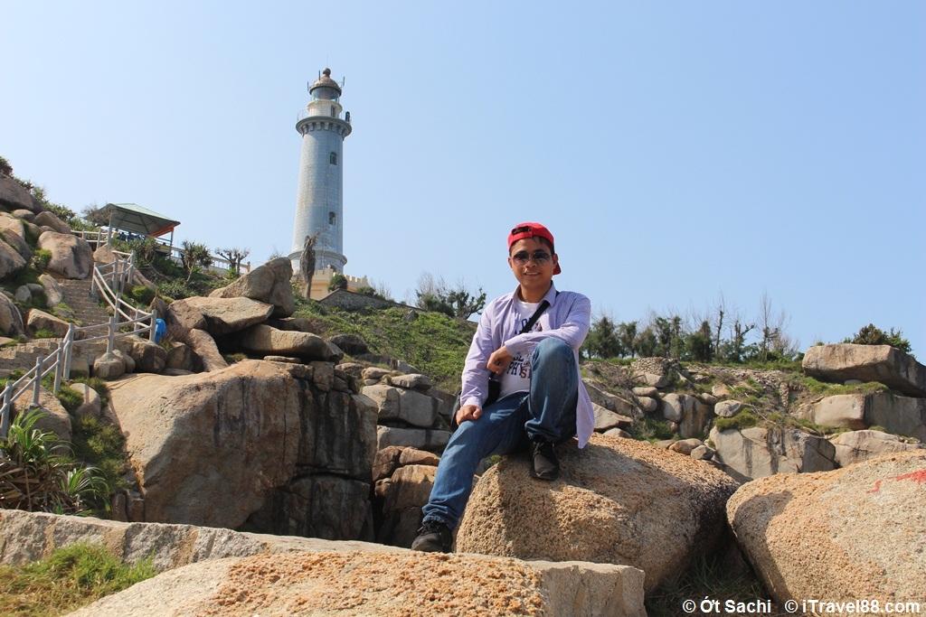 Hải đăng Đại Lãnh có từ TK 19 - Địa điểm du lịch Phú Yên