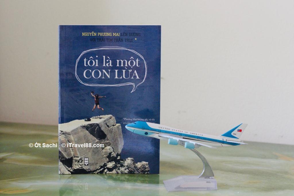 Tôi là một con lừa - Top 5 cuốn sách du lịch truyền cảm hứng của Nhã Nam