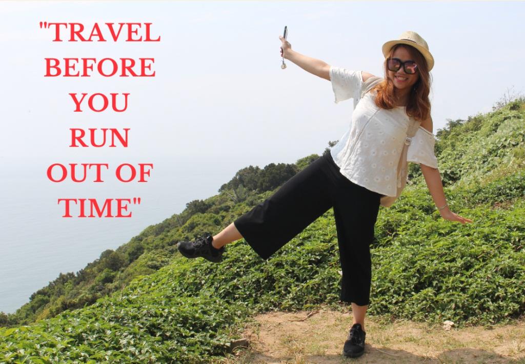 Trở thành Travel Blogger