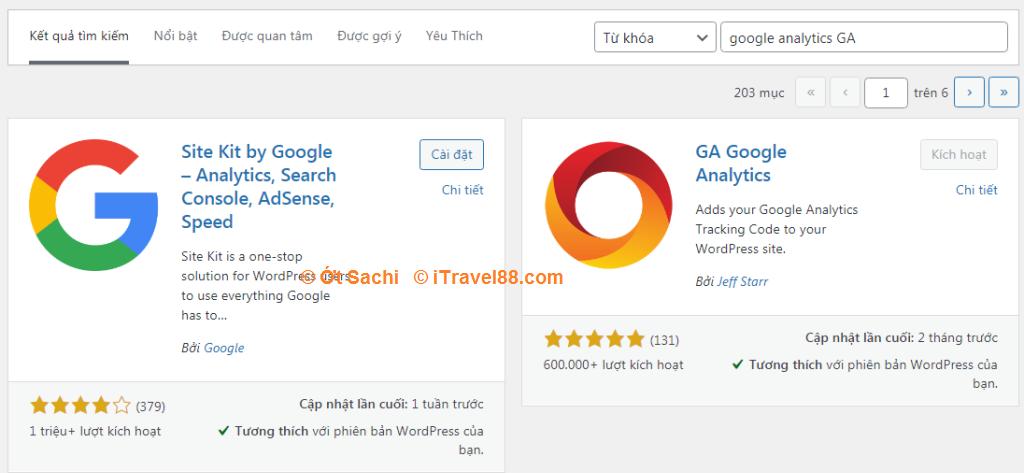 Cài đặt Plugin - Hướng dẫn chi tiết cách tạo blog kiếm tiền trên Wordpress