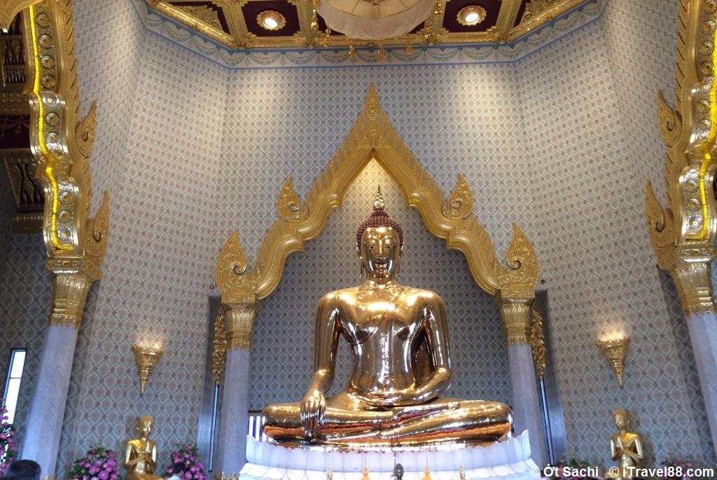 Chùa phật vàng ở Thái Lan - những ngôi đền chùa nổi tiếng ở Đông Nam Á