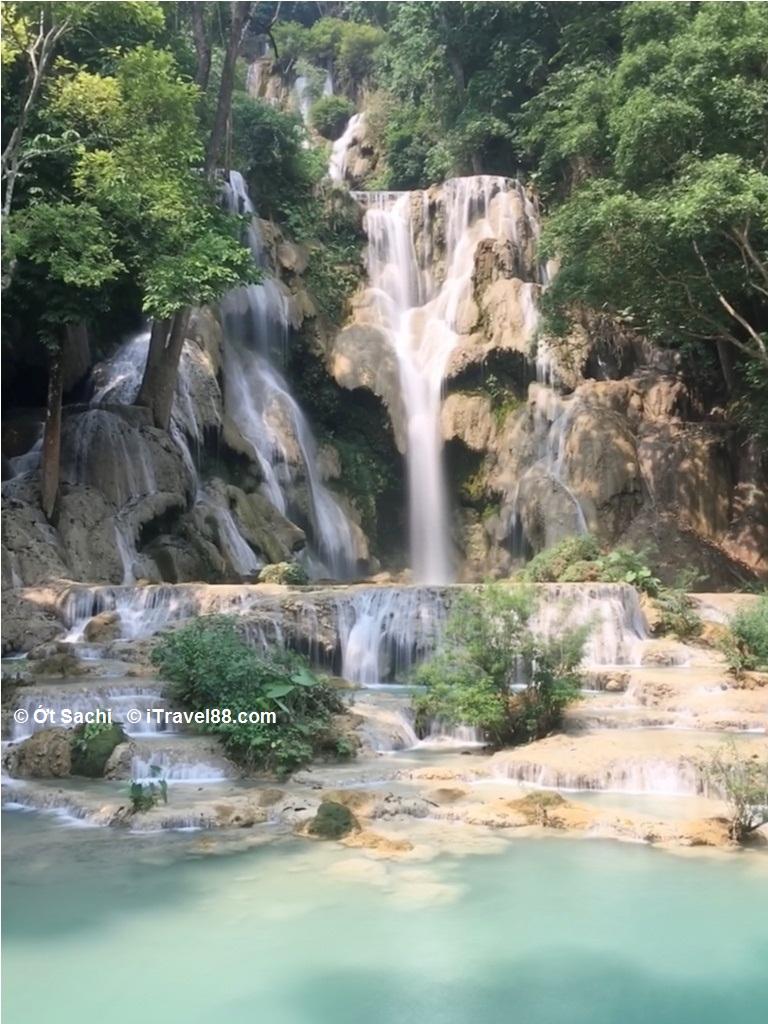 Thác Kuangsi Du lịch Luang Prabang chơi gì ở đâu